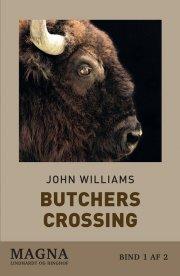 butcher's crossing - magnaprint - bog