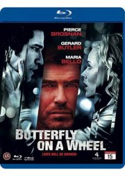 shattered / butterfly on a wheel - Blu-Ray