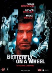 butterfly on a wheel - DVD