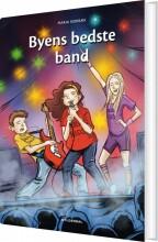 byens bedste band - bog