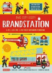 byg din egen brandstation - bog