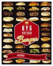 byg din egen burger - bog