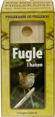byg din egen fuglekasse. fuglekasse og fuglebog - bog