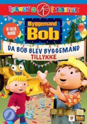 byggemand bob - da bob blev byggemand - DVD