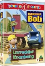 byggemand bob - livredder kranberg - DVD