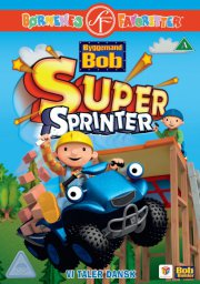 byggemand bob - super sprinter - DVD