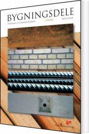bygningsdele - bog