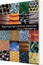 bygningsingeniørernes materialer - bog