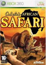 cabela's african safari - xbox 360