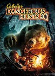 cabelas dangerous hunts 2011 (solus) - wii