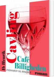 café billigheden - bog