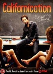 californication - sæson 1-3 - DVD