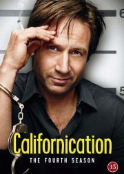 californication - sæson 4 - DVD