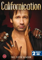 californication - sæson 5 - DVD