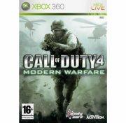 call of duty 4: modern warfare (nordic) (classic) - xbox 360