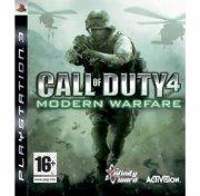 call of duty 4: modern warfare (nordic) (platinum) - PS3