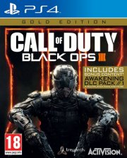 call of duty - black ops 3 - gold edition - PS4