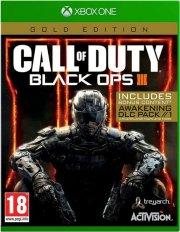 call of duty - black ops 3 - gold edition - xbox one
