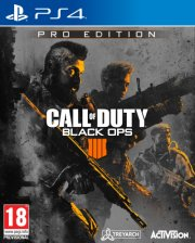 call of duty: black ops 4 pro edition - PS4