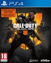 call of duty: black ops 4 specialist - PS4