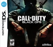 call of duty: black ops 1 - nintendo ds