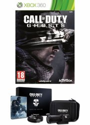 call of duty: ghosts - prestige edition - xbox 360