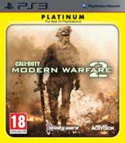 call of duty: modern warfare 2 (platinum) - PS3