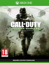 call of duty: modern warfare remastered - xbox one