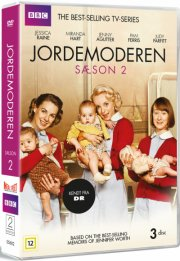 call the midwife - sæson 2 - bbc - DVD