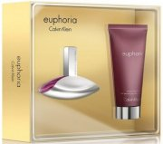 gaveæske: calvin klein euphoria edp 30 ml & body lotion 100 ml - Parfume