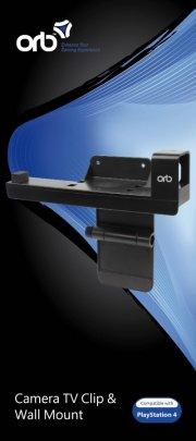 orb camera tv clip wall mount ps4 - Konsoller Og Tilbehør