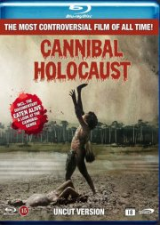 cannibal holocaust / kannibal massakren - Blu-Ray