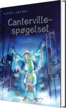 canterville-spøgelset - bog