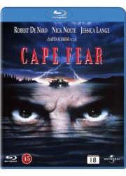 cape fear - 20th anniversary - Blu-Ray