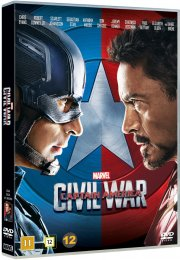 captain america 3 - civil war - DVD