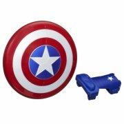 captain america skjold med magnet - Legetøjsvåben