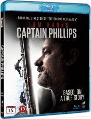 captain phillips - tom hanks - Blu-Ray
