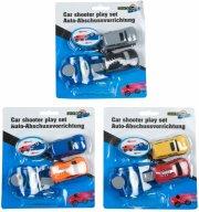 legetøjsbil med minirampe - Køretøjer Og Fly