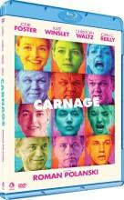 carnage - Blu-Ray