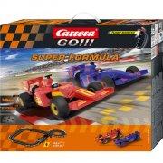 carrera go racerbane - super formular slot car - Køretøjer Og Fly