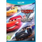 cars 3: driven to win - wii u