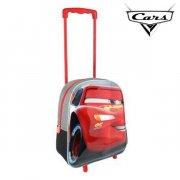 cars skoletaske med hjul  - Skole