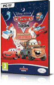 cars: toon mater's tall tale - PC