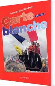 carte blanche øvebog - bog