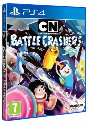 cartoon network - battle crashers - PS4