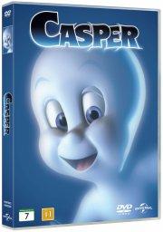 casper the friendly ghost / casper - det venlige spøgelse - DVD