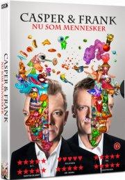casper og frank - nu som mennesker - DVD