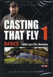 casting that fly 1 basics - with lars chr. bentsen - DVD