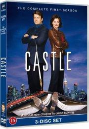 castle - sæson 1 - DVD