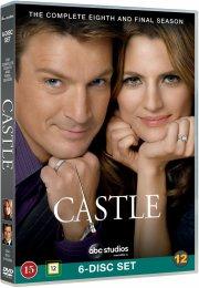 castle - sæson 8 - DVD
